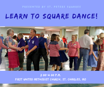 Square Dance lessons with St. Peters Squares