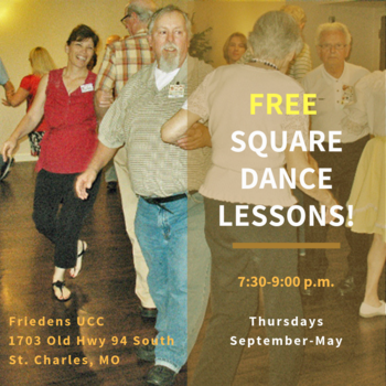 Square Dance lessons with Wheelers & Dealers
